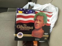 A gift of unspeakable value...Obama Chia!