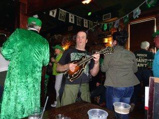 St. Patrick's Day madness